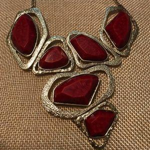 Amrita Singh Ruby Harper statement necklace